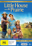 Little House On The Prairie - Season One Digitally Remastered Edition (6 Disc Set) on DVD