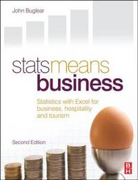 Stats Means Business 2nd edition by John Buglear image