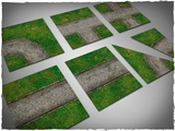 DeepCut Studios Cobblestone Road Tiles Set