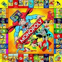 Monopoly: DC Comics Edition image