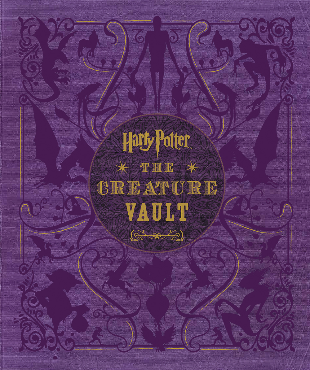 Harry Potter: The Creature Vault by Jody Revensen image