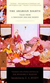 Mod Lib Arabian Nights by Richard Francis Burton