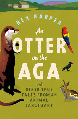 An Otter on the Aga by Rex Harper