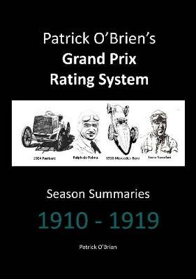 Patrick O'Brien's Grand Prix Rating System by Patrick O'Brien
