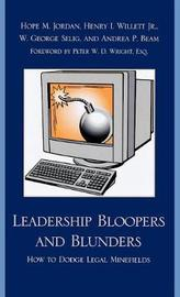 Leadership Bloopers and Blunders image