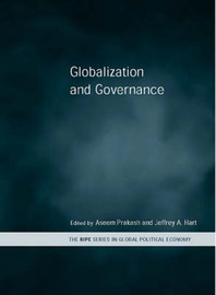 Globalization and Governance image