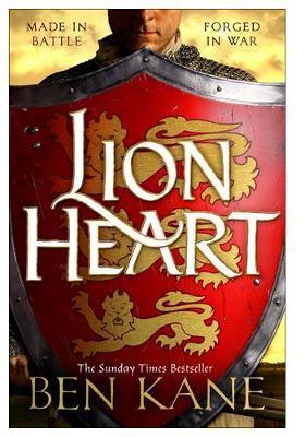 Lionheart by Ben Kane
