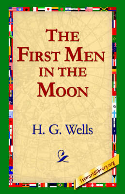 The First Men In The Moon by H.G.Wells image