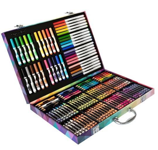 Crayola: Inspiration Art Case