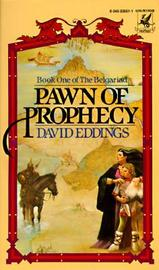 Pawn of Prophecy (Belgariad #1) by David Eddings