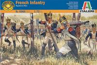 Italeri French Infantry (Napoleonic Wars) 1:72 Model Kit