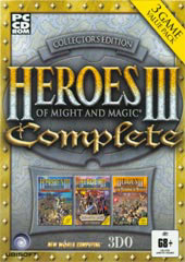 Heroes of Might and Magic III Complete for PC Games