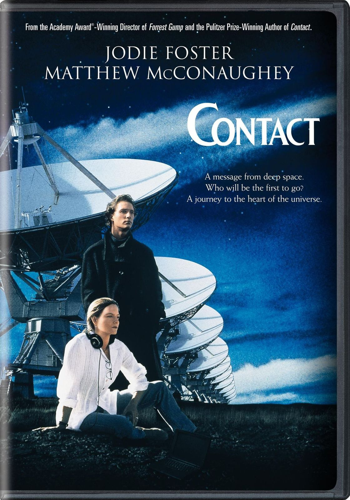 Contact on DVD image