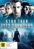 Star Trek: Into Darkness DVD
