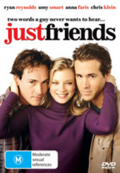 Just Friends on DVD