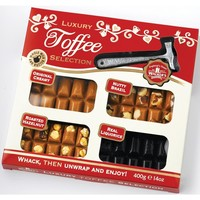 Walkers Nonsuch: Toffee Selection With Hammer - 400g image