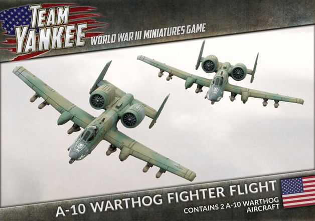 Flames of War: A-10 Warthog Fighter Flight