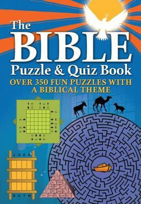 The Bible Puzzle and Quiz Book image