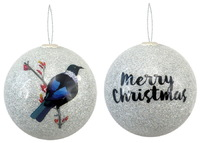 Antics: Christmas Decoration - Tui Silver image