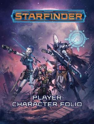 Starfinder RPG: Starfinder Player Character Folio by Paizo Staff image