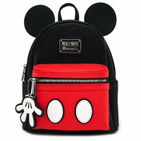 Loungefly: Disney Mickey Mouse - Cosplay Mini Backpack