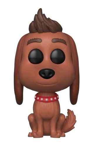 The Grinch (2018) - Max the Dog Pop! Vinyl Figure