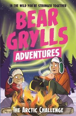 A Bear Grylls Adventure 11: The Arctic Challenge by Bear Grylls image