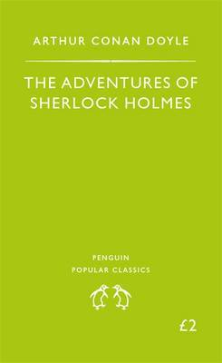 The Adventures of Sherlock Holmes by Sir Arthur Conan Doyle image