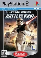 Star Wars Battlefront for PlayStation 2