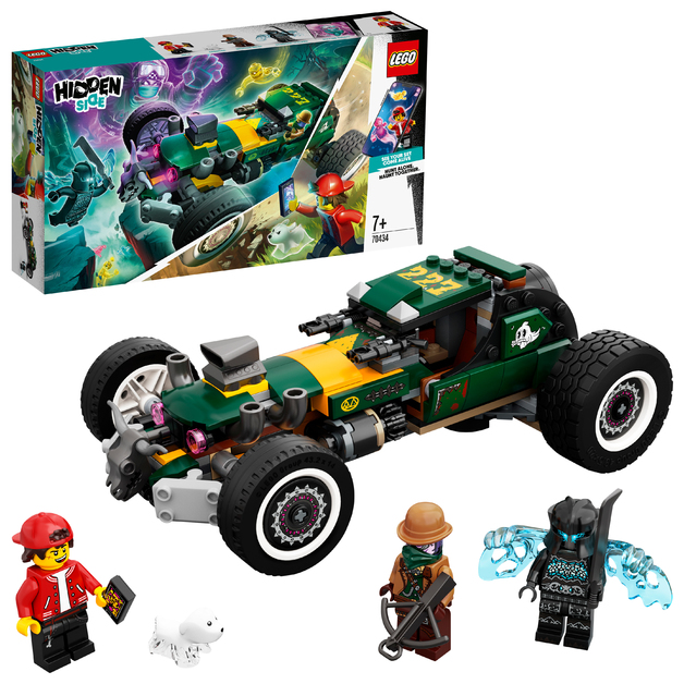 LEGO Hidden Side: Supernatural Race Car - (70434)