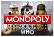 Monopoly Board Game - Doctor Who 50th Anniversary Edition
