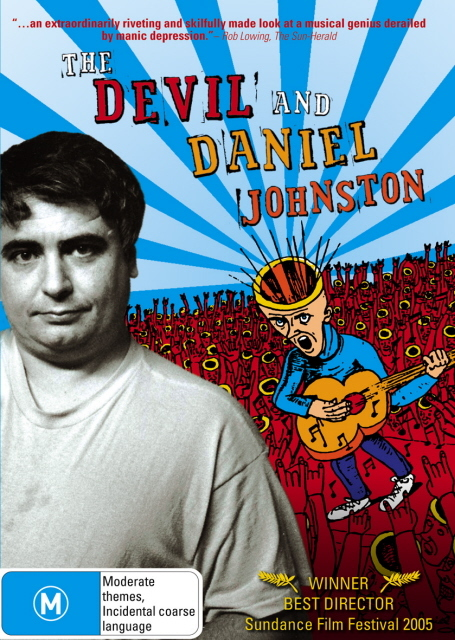 The Devil And Daniel Johnston on DVD