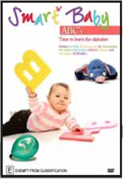 Smart Baby - ABCs on DVD