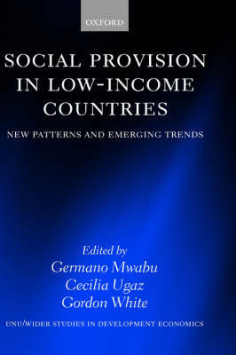 Social Provision in Low-Income Countries
