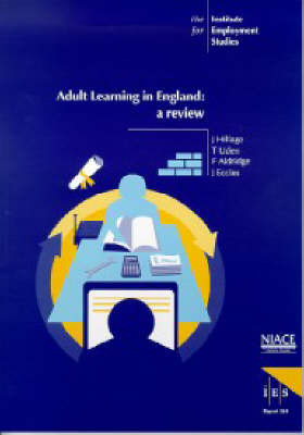 Adult Learning in England by Jim Hillage