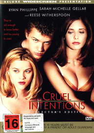 Cruel Intentions on DVD
