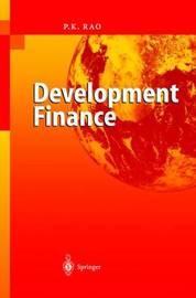 Development Finance by P.K. Rao