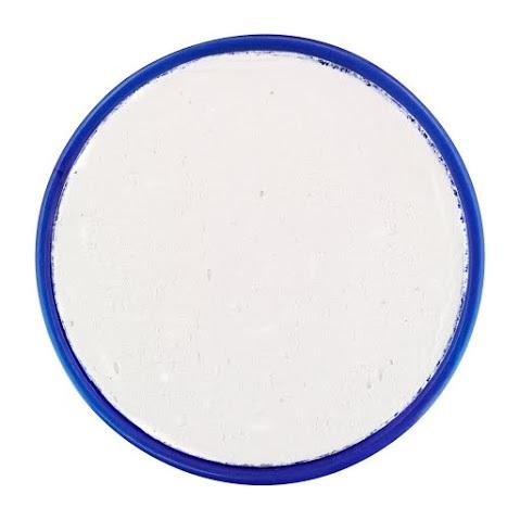 Snazaroo Facepaint: White (18ml)