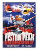 Disney Planes: F & R Scrapbook