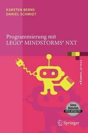 Programmierung Mit Lego Mindstorms Nxt by Karsten Berns