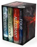 Divergent Series Box Set - with Four (4 Hardback Books) by Veronica Roth
