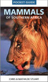 Pocket Guide Mammals of Southern Africa by Chris Stuart