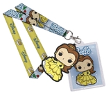 Disney Beauty & the Beast: Belle Pop! Lanyard