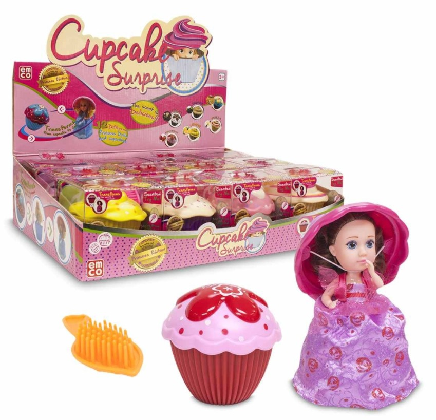 Cupcake Surprise - Scented Doll (Blind Box) image