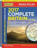 Philip's Complete Road Atlas Britain and Ireland