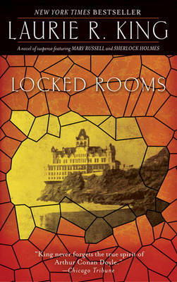 Locked Rooms by Laurie R King image