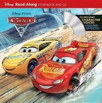 Cars 3 Read-Along Storybook and CD by Disney Book Group