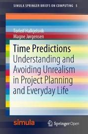 Time Predictions by Torleif Halkjelsvik