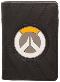 Overwatch Logo - Vertical Bifold Wallet