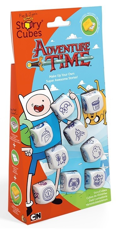 Rorys Story Cubes - Adventure Time image